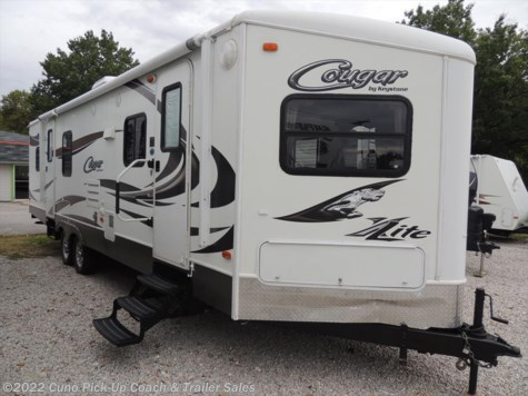 2011 28' Cougar Travel Trailer