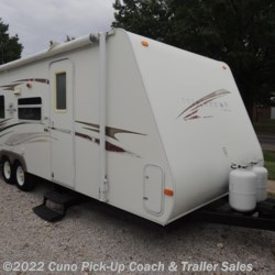 2009 23' Surveyor Travel Trailer
