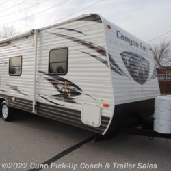 2014 25' Canyon Cat Travel Trailer