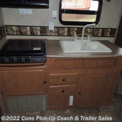 Stove, Sink & Lower Cabinets