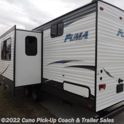 2018 Palomino Puma XLE 28DSBC  - Travel Trailer New  in Montgomery City MO For Sale by Cuno Pick-Up Coach & Trailer Sales call 800-281-2160 today for more info.