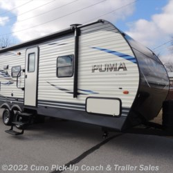 New 2018 Palomino Puma 24FBS For Sale by Cuno Pick-Up Coach & Trailer Sales available in Montgomery City, Missouri