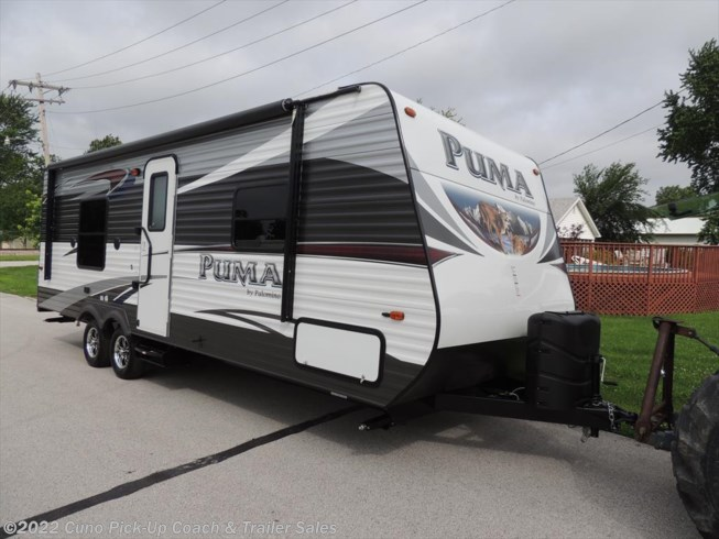2016 23FB PUMA TRAVEL TRAILER