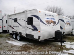 2013 Palomino Canyon Cat 17FQ