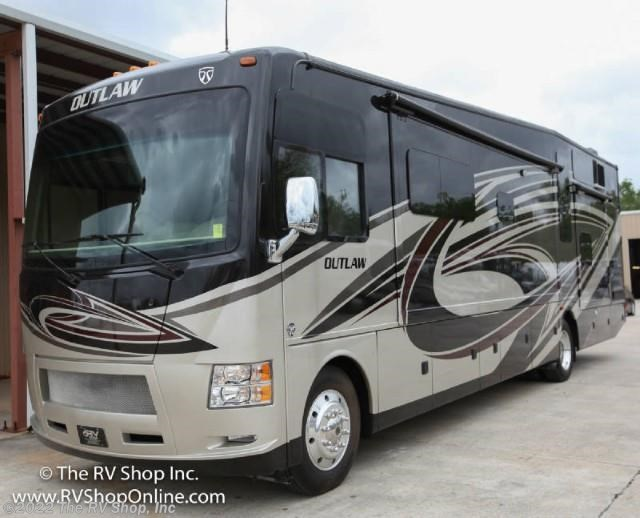 2016 Thor Motor Coach Rv Outlaw 38rf For Sale In Baton