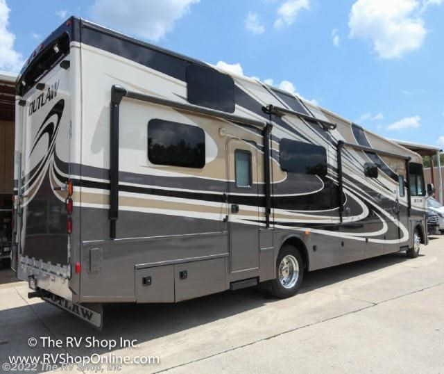 2014 Thor Motor Coach Rv Outlaw 37md For Sale In Baton