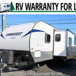 New 2019 Gulf Stream Conquest 323TBR For Sale by COLUMBUS CAMPER & MARINE CENTER available in Columbus, Georgia