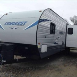 New 2019 Gulf Stream Conquest 295SBW For Sale by COLUMBUS CAMPER & MARINE CENTER available in Columbus, Georgia
