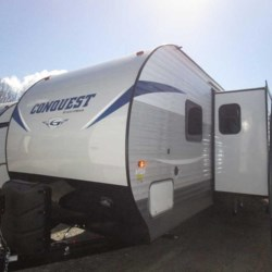 New 2019 Gulf Stream Conquest 288ISL For Sale by COLUMBUS CAMPER & MARINE CENTER available in Columbus, Georgia