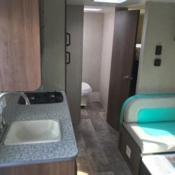 2018 Gulf Stream Capri 199DD  - Travel Trailer New  in Opelika AL For Sale by Ashley's Boat & RV call 334-246-0482 today for more info.