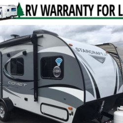 New 2018 Starcraft Comet Mini 17RB For Sale by COLUMBUS CAMPER & MARINE CENTER available in Columbus, Georgia