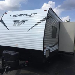 New 2018 Keystone Hideout 272LHS For Sale by COLUMBUS CAMPER & MARINE CENTER available in Columbus, Georgia