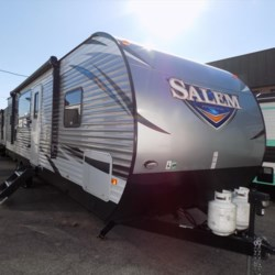 New 2018 Forest River Salem 27RKSS For Sale by COLUMBUS CAMPER & MARINE CENTER available in Columbus, Georgia