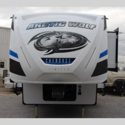 2018 Forest River Cherokee Arctic Wolf 305ML  - Fifth Wheel New  in Columbus GA For Sale by COLUMBUS CAMPER & MARINE CENTER call 706-309-1767 today for more info.