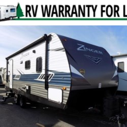 New 2019 CrossRoads Zinger 285RL For Sale by COLUMBUS CAMPER & MARINE CENTER available in Columbus, Georgia