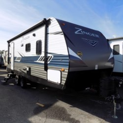 New 2018 CrossRoads Z-1 229RB For Sale by COLUMBUS CAMPER & MARINE CENTER available in Columbus, Georgia
