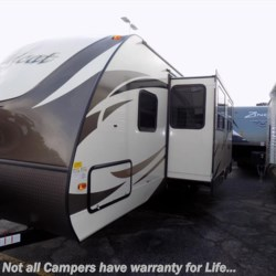 New 2018 Forest River Wildcat 292QBD For Sale by COLUMBUS CAMPER & MARINE CENTER available in Columbus, Georgia