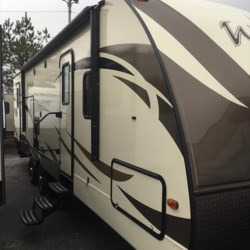 New 2018 Forest River Wildcat 282KBD For Sale by COLUMBUS CAMPER & MARINE CENTER available in Columbus, Georgia