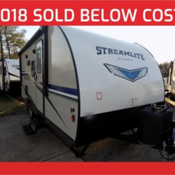 New 2018 Gulf Stream Streamlite SVT 18RBD For Sale by COLUMBUS CAMPER & MARINE CENTER available in Columbus, Georgia