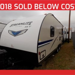 New 2018 Gulf Stream Streamlite SVT 22UDL For Sale by COLUMBUS CAMPER & MARINE CENTER available in Columbus, Georgia