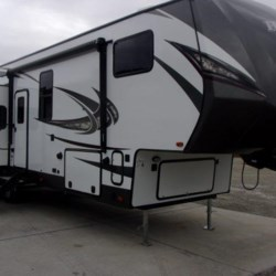 New 2018 Forest River Wildwood Heritage Glen LTZ 337BAR For Sale by COLUMBUS CAMPER & MARINE CENTER available in Columbus, Georgia