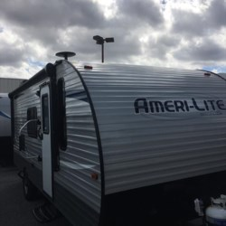 New 2018 Gulf Stream Ameri-Lite 199RK For Sale by COLUMBUS CAMPER & MARINE CENTER available in Columbus, Georgia