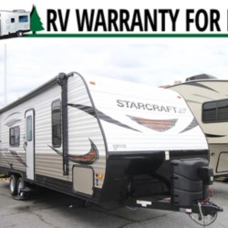 New 2019 Starcraft Autumn Ridge Outfitter 26BH For Sale by COLUMBUS CAMPER & MARINE CENTER available in Columbus, Georgia