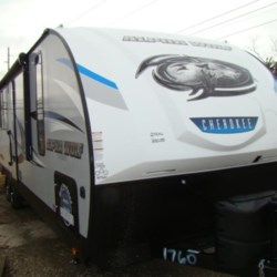 New 2019 Forest River Cherokee Alpha Wolf 27RK-L For Sale by COLUMBUS CAMPER & MARINE CENTER available in Columbus, Georgia