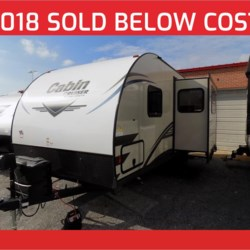 New 2018 Gulf Stream Cabin Cruiser 25BHS For Sale by COLUMBUS CAMPER & MARINE CENTER available in Columbus, Georgia