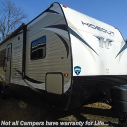 New 2018 Keystone Hideout 28RKS For Sale by COLUMBUS CAMPER & MARINE CENTER available in Columbus, Georgia