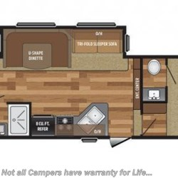 2018 Keystone Hideout 308BHDS  - Fifth Wheel New  in Columbus GA For Sale by COLUMBUS CAMPER & MARINE CENTER call 706-309-1767 today for more info.