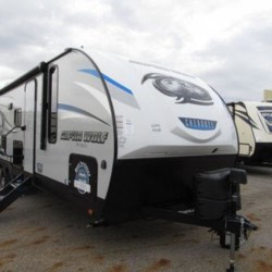 New 2019 Forest River Cherokee Alpha Wolf 26DBH-L For Sale by COLUMBUS CAMPER & MARINE CENTER available in Columbus, Georgia