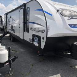 New 2019 Forest River Cherokee Alpha Wolf 29QB For Sale by COLUMBUS CAMPER & MARINE CENTER available in Columbus, Georgia