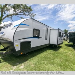 New 2019 Forest River Cherokee Alpha Wolf 29QD For Sale by COLUMBUS CAMPER & MARINE CENTER available in Columbus, Georgia