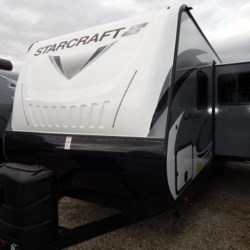 New 2018 Starcraft Launch Ultra Lite 25RBS For Sale by COLUMBUS CAMPER & MARINE CENTER available in Columbus, Georgia