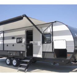 New 2019 Forest River Salem 26DBLE For Sale by COLUMBUS CAMPER & MARINE CENTER available in Columbus, Georgia