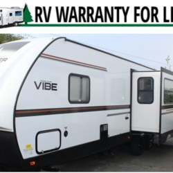 New 2019 Forest River Vibe 28RL For Sale by COLUMBUS CAMPER & MARINE CENTER available in Columbus, Georgia