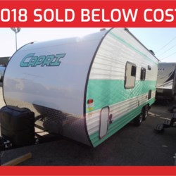 New 2018 Gulf Stream Capri 199RK For Sale by COLUMBUS CAMPER & MARINE CENTER available in Columbus, Georgia