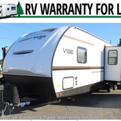 New 2019 Forest River Vibe 31BH For Sale by COLUMBUS CAMPER & MARINE CENTER available in Columbus, Georgia