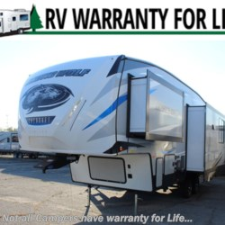 New 2019 Forest River Cherokee Arctic Wolf 285DRL For Sale by COLUMBUS CAMPER & MARINE CENTER available in Columbus, Georgia