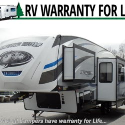 New 2019 Forest River Cherokee Arctic Wolf 315TBH For Sale by COLUMBUS CAMPER & MARINE CENTER available in Columbus, Georgia