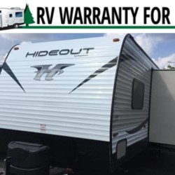 New 2019 Keystone Hideout 272LHS For Sale by COLUMBUS CAMPER & MARINE CENTER available in Columbus, Georgia