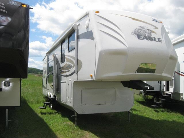 Beautiful Jayco Eagle 336FBOK Fifth Wheel 17134  Link RV Minong Wisconsin