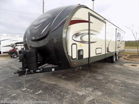 2018 Forest River Wildwood Heritage Glen  T326RL