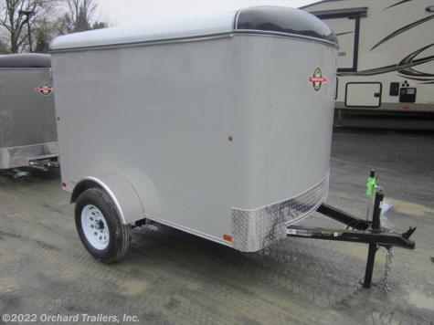 2016 Carry-On  5X8 Cargo Trailer
