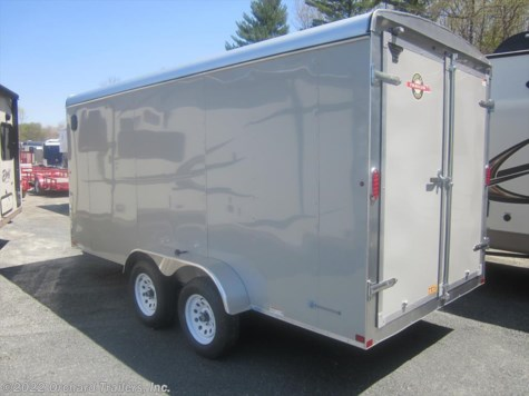 2016 Carry-On  7X16 Cargo Trailer