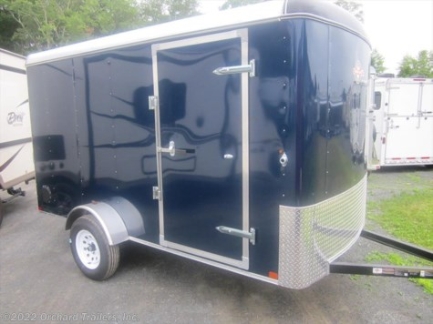 2016 Carry-On  6X12 Cargo Trailer