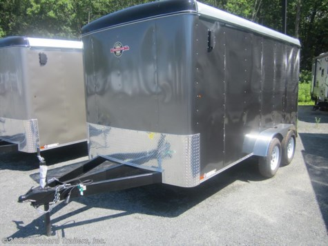 2016 Carry-On  7X14 Cargo Trailer