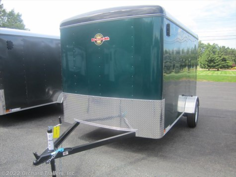 2016 Carry-On  7X12 Cargo Trailer