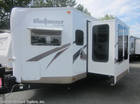 2015 Forest River Rockwood Windjammer  2609W